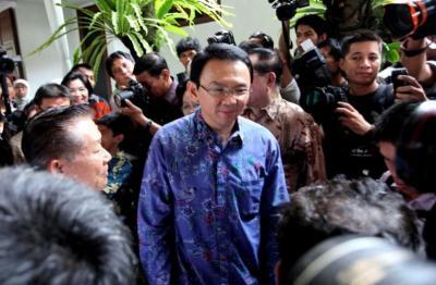Erick Thohir: Ahok Akan Jadi Komut Pertamina