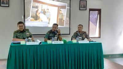 Kodam Jaya Sebut Rumah Dinas Militer Kerap Dijadikan Transaksi Narkoba
