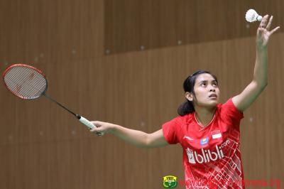 Gregoria Jadikan Indonesia Masters 2020 sebagai Titik Kebangkitannya di Tahun Depan