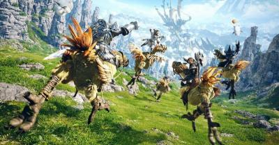 Game Final Fantasy XIV Bakal Rilis untuk Sony PlayStation 5?