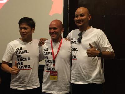Si Penggila Honda dari Negeri Paman Sam yang Kopdar Bersama Komunitas di Indonesia