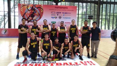 Atasi RCTI, MNC Media Tantang Juara Bertahan di Perempatfinal Sinar Mas Land Basketball 2019