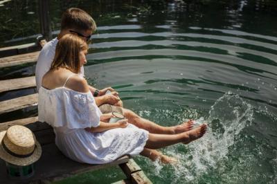 Bercinta dalam Air, Kenapa Tidak? Tapi Pertimbangkan 4 Hal Ini