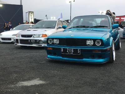 Harmonisasi , Syarat Utama Penentu Kemenangan Kontestan Intersport Auto Show
