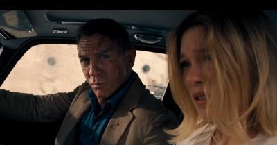 Trailer Film No Time to Die Rilis, James Bond Kembali Beraksi