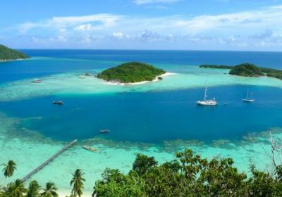 Dongkrak Kunjungan Wisman, Kepulauan Riau Siapkan 110 Event Sepanjang 2020