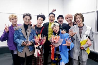 Sore Ini, Tiket Konser Super Junior di Indonesia Mulai Dijual