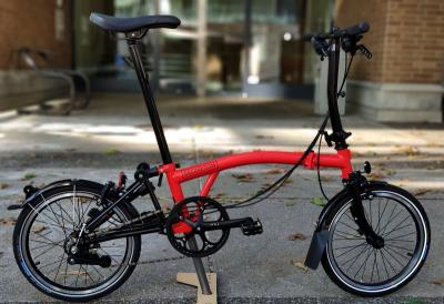 Ramai Diperbincangkan Jadi Barang Selundupan, Ini Klasifikasi Sepeda Brompton