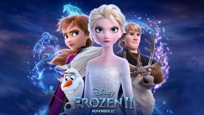 Juara Box Office, Pendapatan Frozen 2 Menurun 59 Persen