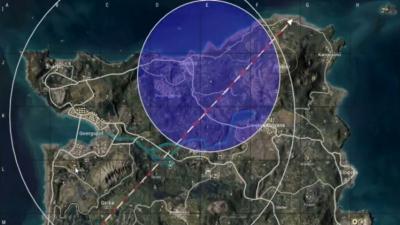 Uji Mode Bluehole Bikin Jera Gamer PUBG yang Bersembunyi