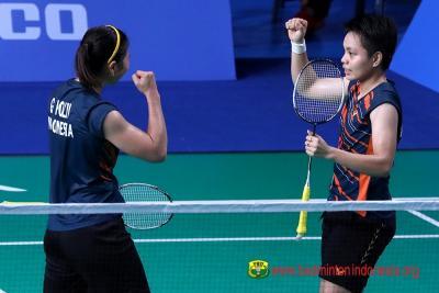 Greysia Apriyani Ingin Nikmati Laga Final SEA games 2019