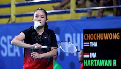 Jadwal Wakil Indonesia di Final Bulu Tangkis SEA Games 2019