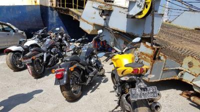 Ragam Motor Sitaan Hasil Korupsi KPK, Mulai Kawasaki Ninja hingga Harley Davidson