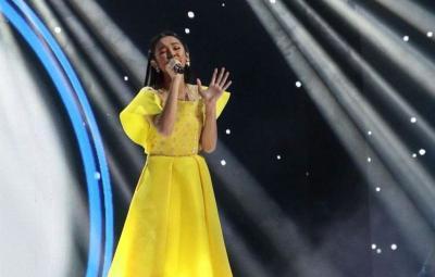 Lyodra Ginting Dapatkan Standing Ovation Pertama di Babak Spektakuler Show