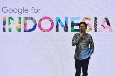 Menkominfo Imbau Google Taruh Data Center di Indonesia