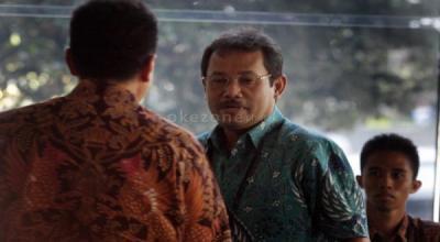 KPK Periksa Mantan Bupati Bogor Rachmat Yasin sebagai Tersangka