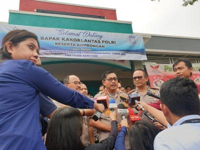 Kakorlantas: Kondisi Jalan Tol Layang Jakarta-Cikampek Belum Maksimal