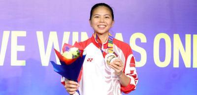 Raih Emas SEA Games 2019, Greysia Polii Tuntaskan Rasa Penasaran Selama 14 Tahun