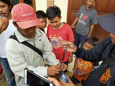 Warga Kembali Temukan Ular Kobra di Perumahan Citayam, Total Jadi 34 Ekor