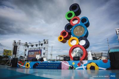 Jadi Juara Umum SEA Games 2019, Ini Persebaran Medali Filipina
