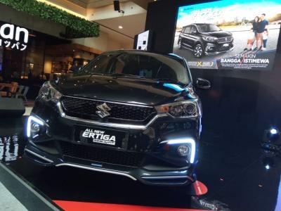 Konsumsi BBM Suzuki All New Ertiga Bukan Kaleng-Kaleng