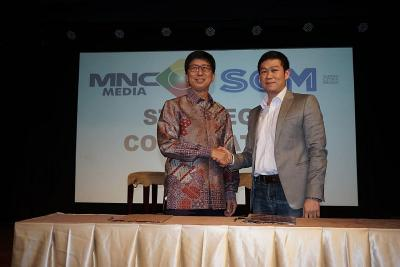 MNCN dan SCMA Kerjasama Kolaborasi Pembuatan Konten
