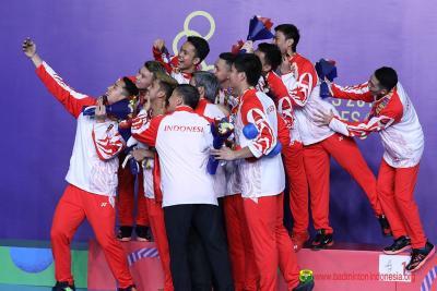 Diberikan Langsung Menpora, Peraih Medali Emas SEA Games 2019 Dapat Rp500 Juta