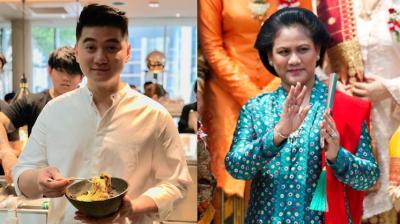 Ketika Chef Arnold Twitwar dengan Buzzer Bela Iriana Jokowi, Netizen: Gas Chef!