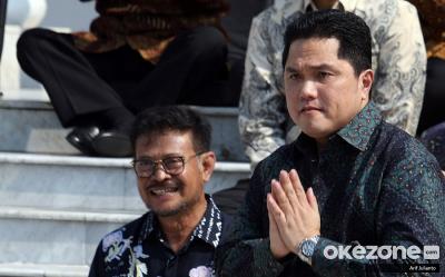 Erick Thohir Kaget Mantan Direksi Garuda Punya Banyak Jabatan Komisaris