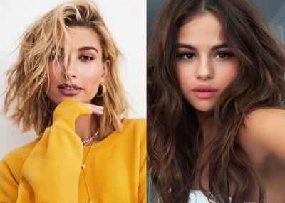Hailey Baldwin Minta Netizen Hentikan Drama Dirinya dan Selena Gomez