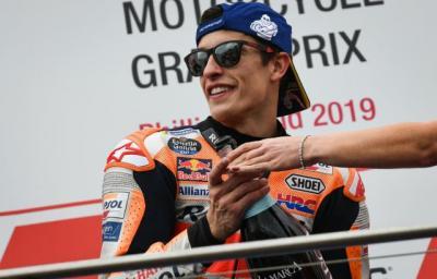 Marquez Ungkap Momen Terbaik dalam Kariernya di MotoGP