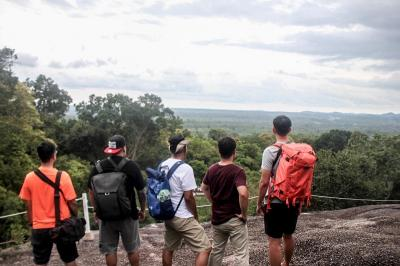 Mengintip Keindahan Bukit Peramun, Pesona Tersembunyi Wisata Belitung