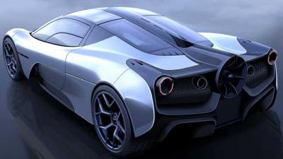 Agar Aerodinamis, Hypercar Seharga Rp37 Milyar Dipasangi Kipas Angin