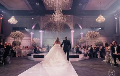 Mewahnya Pernikahan Hacker Rusia yang Telan Biaya Miliaran Rupiah
