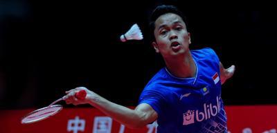 Kembali Bungkam Chen Long, Anthony Beberkan Kunci Sukses