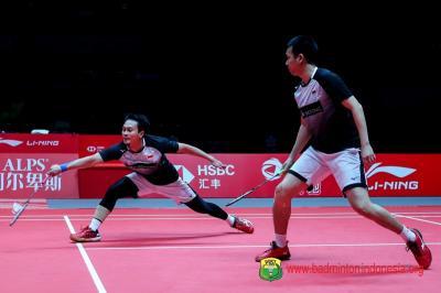 Berhasil Revans atas Wakil Taiwan, Hendra Ahsan ke Partai Puncak BWF World Tour Finals 2019