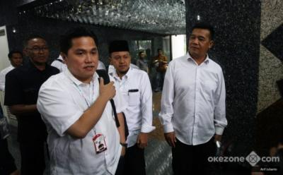 Erick Thohir Bakal Batalkan Pembangunan Gedung Arsip BUMN