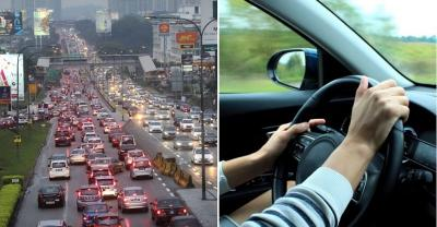 5 Gerakan Ampuh Hilangkan Pegal saat Berkendara
