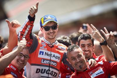 Ciabatti Akui Ducati Sempat Menyesal Putus Kontrak dengan Lorenzo
