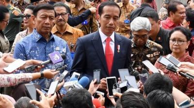 Jokowi Ingin Ibu Kota Baru Jadi Pusat Riset dan Inovasi Dunia