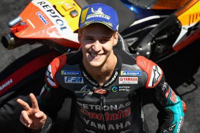 Quartararo Dinilai Buat Perlombaan MotoGP Jadi Lebih Menarik