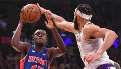 Hasil Lengkap NBA 2019-2020, Senin 6 Januari