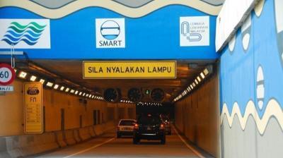 Antisipasi Banjir, Proyek SMART Tunnel Telan Biaya Rp7,1 Triliun