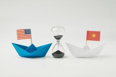 Meredanya Perang Dagang AS-China Dinilai Positif untuk Ekonomi RI