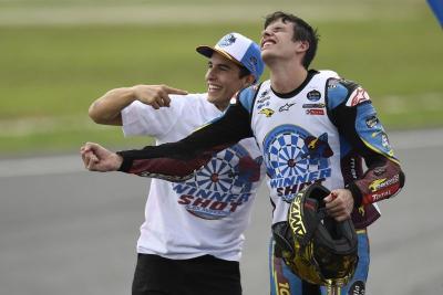 Alex: Saya dan Marquez Akan Profesional di MotoGP 2020