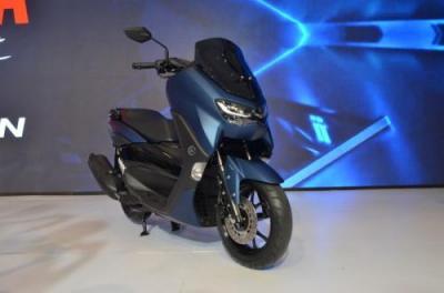 Yamaha Akhirnya Rilis Banderol Nmax Baru, Segini Harganya