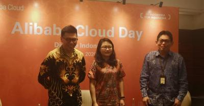 Alibaba Cloud Sambut Hangat Rencana Ibu Kota Baru
