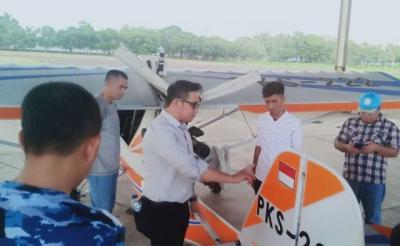"Haerul, ""Habibie"" asal Pinrang Diundang KSAU ke Jakarta"