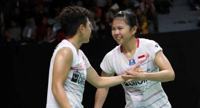 Greysia Apriyani Melaju Mulus ke Final Indonesia Masters 2020