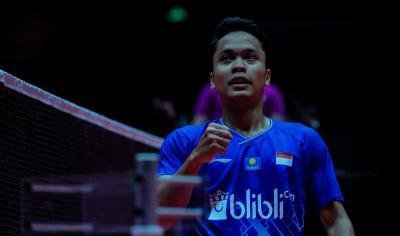 Singkirkan Axelsen, Anthony Ginting ke Final Indonesia Masters 2020